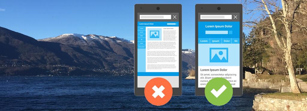 I siti del nostro turismo sono mobile-friendly ?