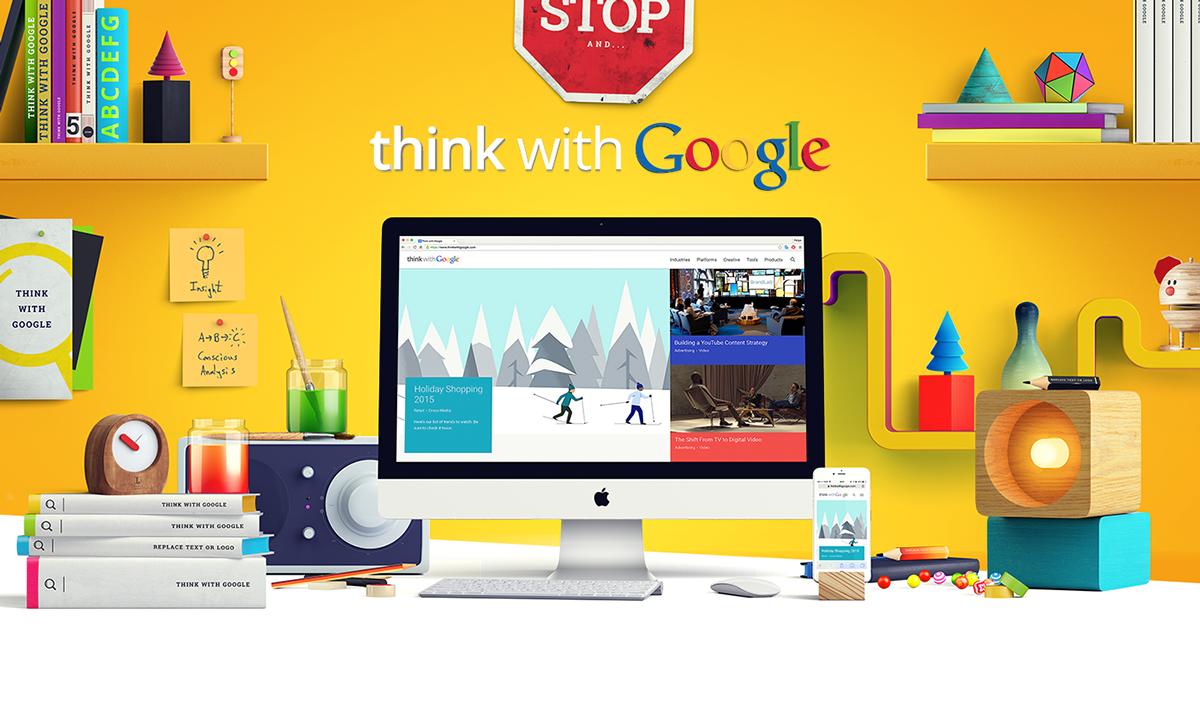 Informati da Google su marketing e comunicazione