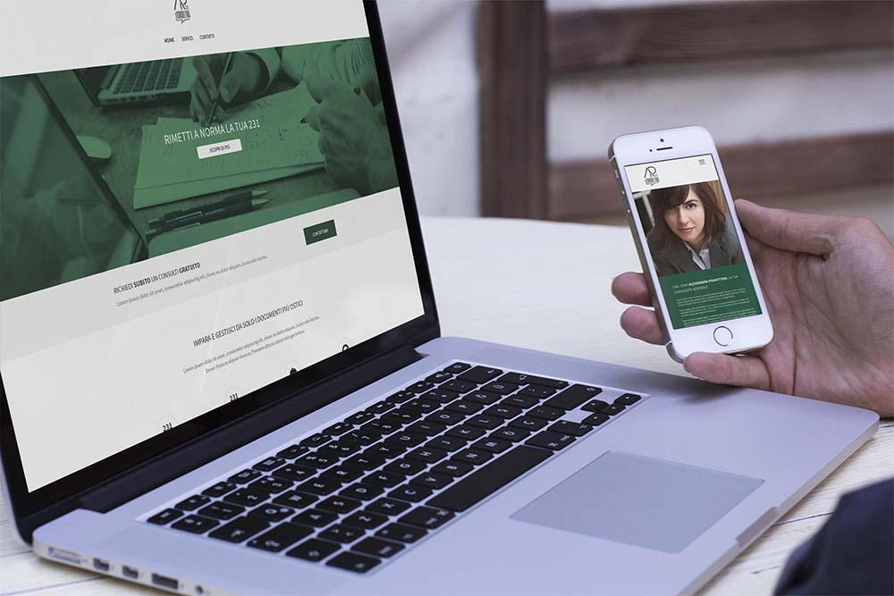 web design sito internet