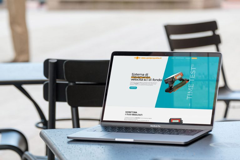 Landing page per promuovere un prodotto