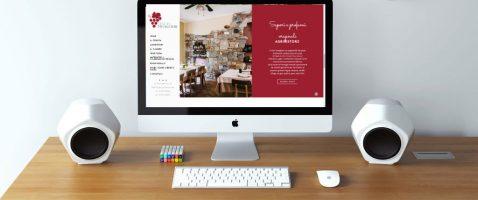 Realizzazione di un sito web per agriturismo