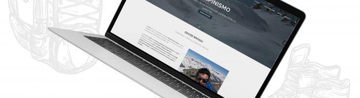Restyling sito internet aggiornabile – Nodo delle guide