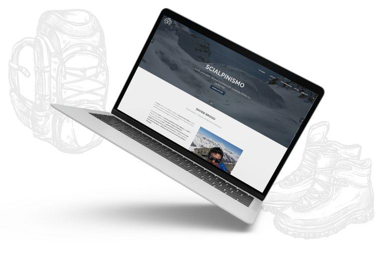 Restyling sito internet aggiornabile - Nodo delle guide
