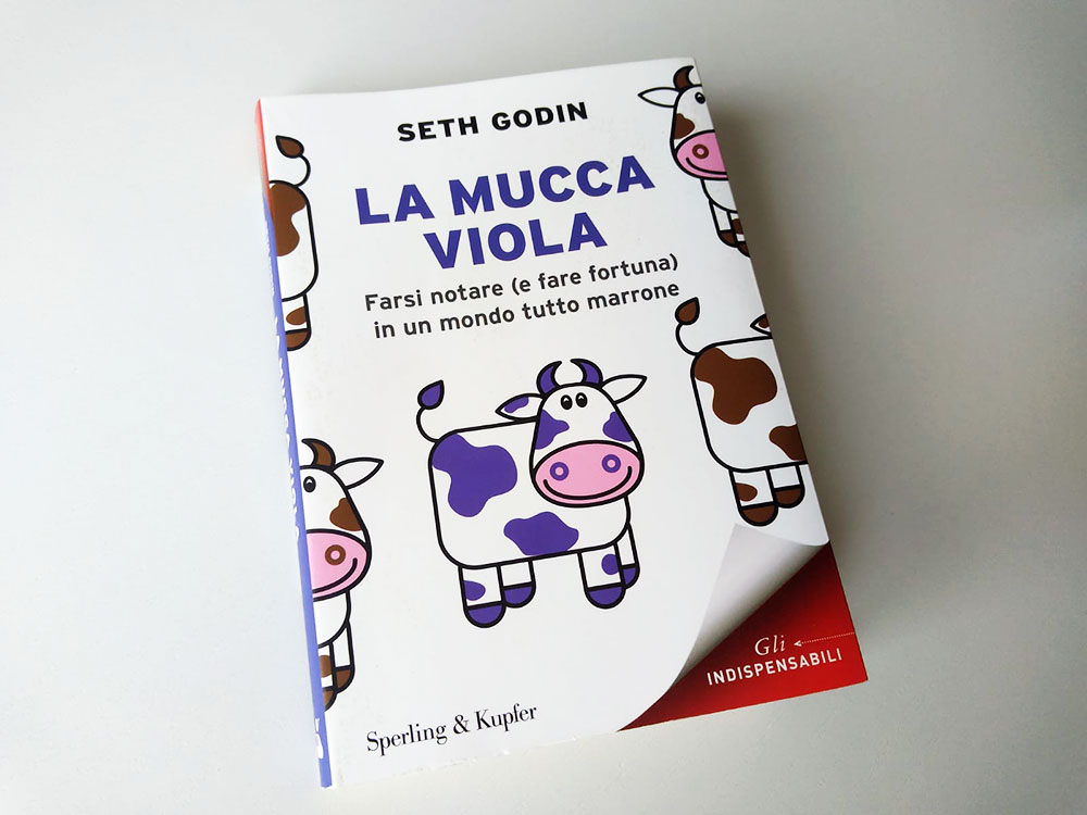 Una mucca viola nel marketing