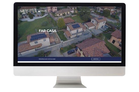 web design sito edilizia