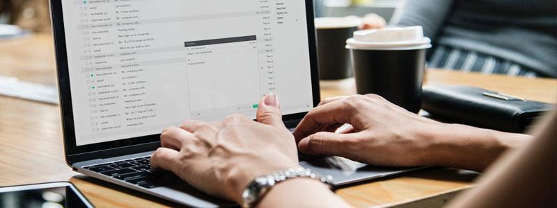 Ottimizza la comunicazione per email