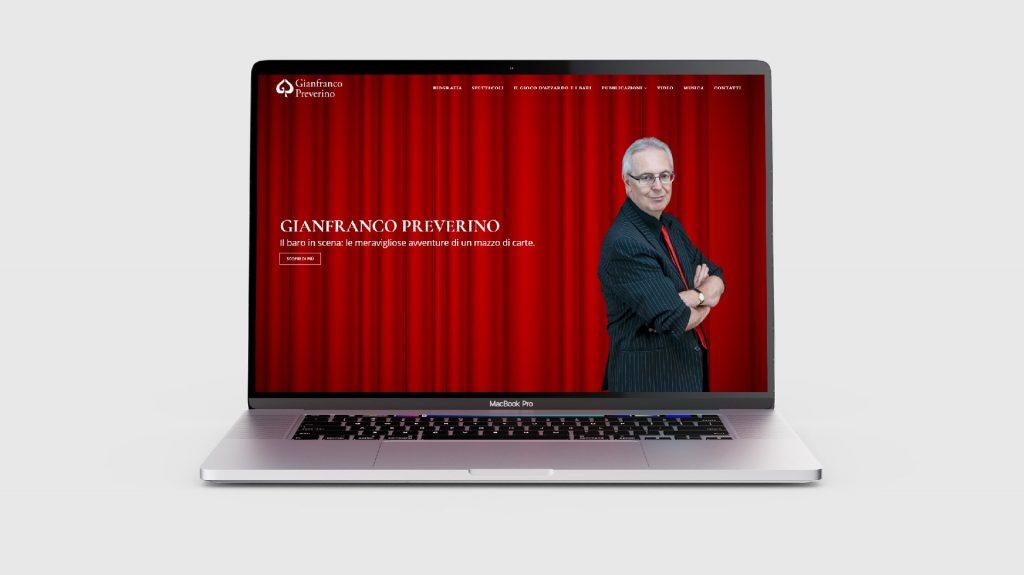 sito web personale