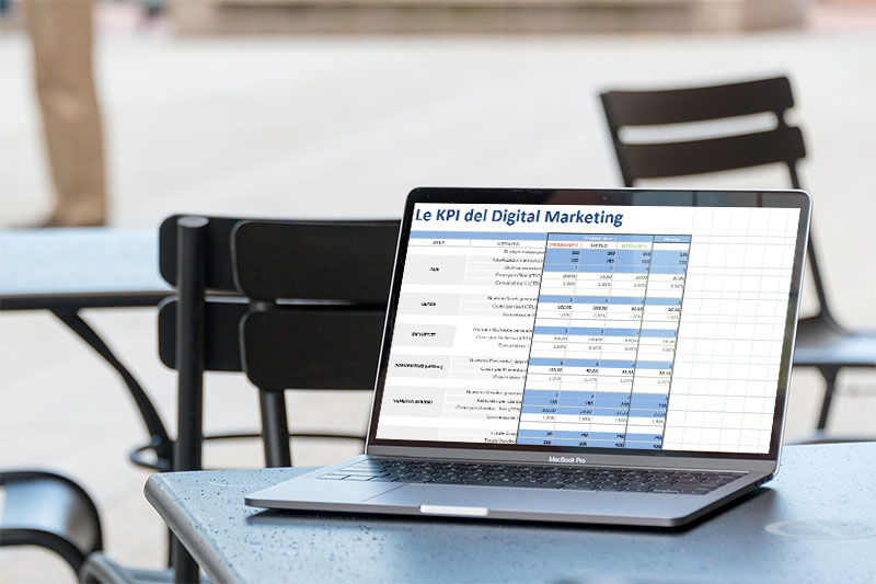 le KPI del Digital Marketing