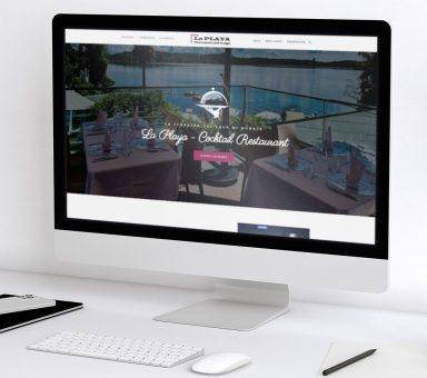 Restyling di un sito web – La Playa
